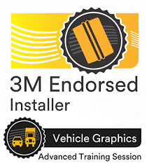 3M Endorsed Car Wrapping