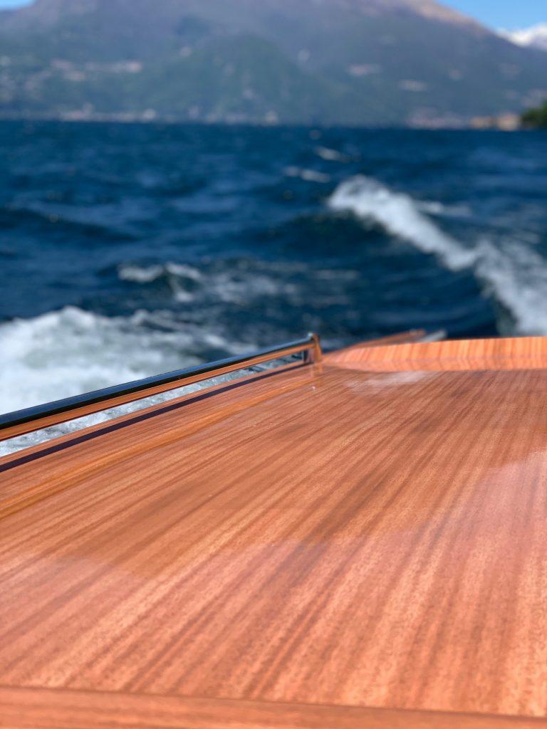 Refitting nautico